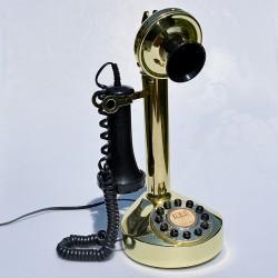 Retro telefón plastový BLDI6 IMP 3 Bez poškodenia, funkčnosť telefónu nie je overená