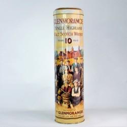 Plechová dóza Glenmorangie 32x8,5 cm