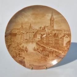 Porcelánový tanier Dresden, Wenz Bavaria 24 cm