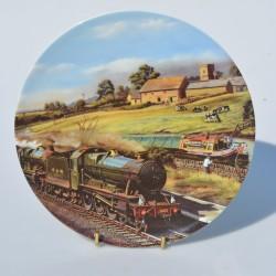 Porcelánový tanier Morning Bright, Davenport 19,5 cm + certifikát + orig.obal