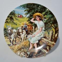 Porcelánový tanier Little Bo Peep, Reco 21,5 cm