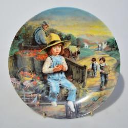 Porcelánový tanier Wishful Thinking, Dominion 21,5 cm