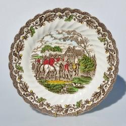 Keramický tanier  Myotts English Scenes 25,5 cm