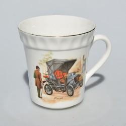 Porcelánový hrnček Steam Omnibus, England 300 ml