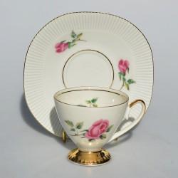 Veľký porcelánový dvojset Ovocie,Antiqua, Kirkham 450 ml