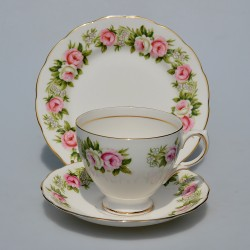 Porcelánový trojset Colclough 210 ml