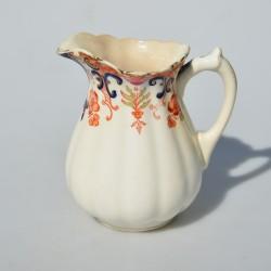 Starožitný porcelánový trojset Allertons 200 ml, krakelovanie-iba dekor, vlásočnice
