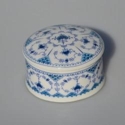 Zberateľská porcelánová šperkovnička E.P.53, Del Prado 5x5x3 cm