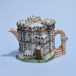 asi predany ?Keramický čajník Antique´s  The Village 1000 ml, len na dekoračné účely