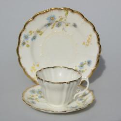 Starožitný porcelánový trojset Allertons 200 ml