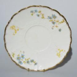 Starožitný porcelánový trojset Allertons + Royal Albert 2 rôzne značky 200 ml