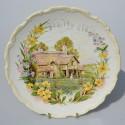 Royal Albert Sada porcelánové taniere 4 ročné obdobia 21 cm