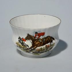 Porcelánový trojset Jazdci na koňoch, English 200 ml
