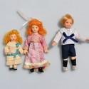Bábiky do domčeka
